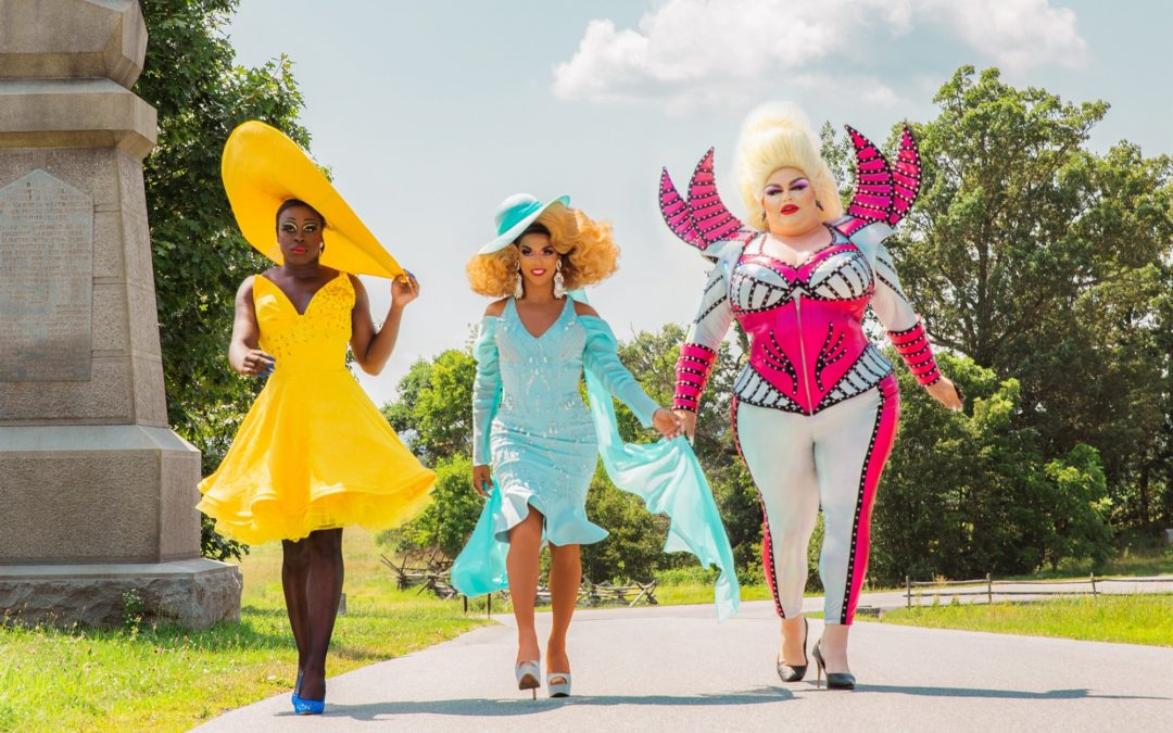 'Drag Race' stars descend upon small towns in new HBO series